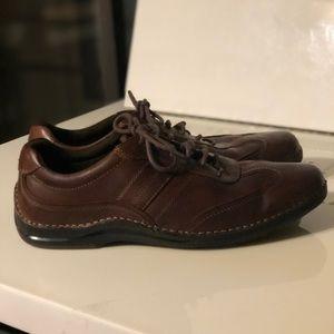 Rockport Men's Casual brown shoe sz 11 k52456